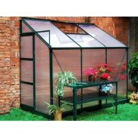 garden greenhouse with good after-sales service Manufactures