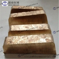 China ISO CuTi50 Copper Titanium Master Alloy Improve Alloy on sale