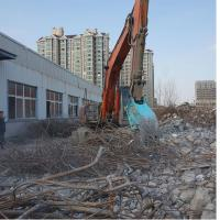 Hydraulic Concrete Pulverizer / hydraulic Demolition pulverizer Secondary demolition for 20T excavator made in China Manufactures