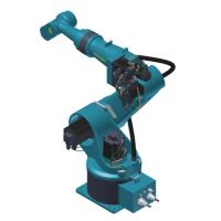 Open Source Industrial Robot Arm , Robotic Welding Arm With Electrical Cabinet Manufactures