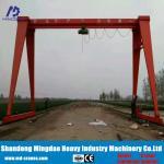 MH Model 5 ton,10 ton ,16 ton, 20ton, 32ton,50 ton Single Girder Gantry Crane Customized Type Manufactures