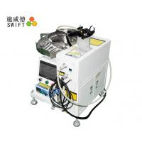China AC220V SWT25120H Automatic Bundling Machine With Loose Cable Ties W2.5 L120mm on sale