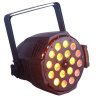 rgbaw+uv waterproof ip65 ip rating dmx dj disco led lighting ,rgbwa uv 6 in 1 18pcs*10W led par can light with zoom Manufactures