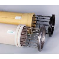 China Industrial Baghouse Dust Collector Filter Bags High Temperature Resistant on sale
