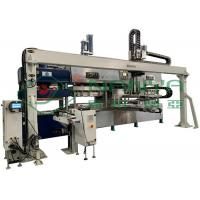Fully - Automatic Paper Pulp Molding Machine For Plates / Bowls / Cups Manufactures