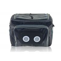 Collapsible Bluetooth Speaker Cooler Bag Support MP3 Format Music Manufactures