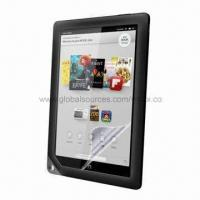 Grade A PET Clear Screen Protective Film for Nook HD+ Manufactures