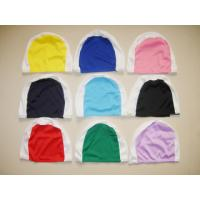 Quality So cute adult cloth swimming caps for sale