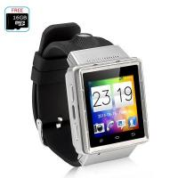 MTK Dual Core Android Smartwatch with Camera,GPS,WIFI and More Manufactures