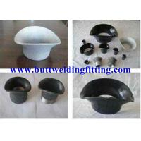 China Stainless Steel Forged Pipe Fittings AISI 4130 Sweepolet / Saddle CCS Approval on sale