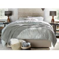 Camille Ruched Solid Modern Bedding Sets Soft 4 Pcs With Different Size Manufactures