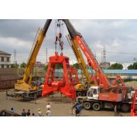 Large Capacity Clamshell Dredging Grab Underwater Electric Hydraulic Drive Manufactures