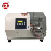 ISO20344 6.14 and EN388.6.2 Rubber Glove Cutting Resistance Strength Tester Manufactures