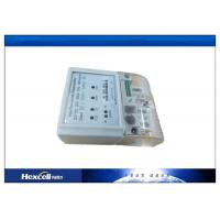 IP54 Residential Electric Energy Meter , Digital KWH Meter 1P3W Wiring Manufactures