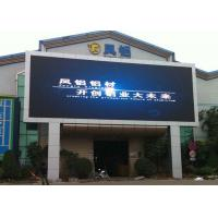 P10 Outdoor Full Color High Definition LED Video Screen Advertising Billboard Manufactures