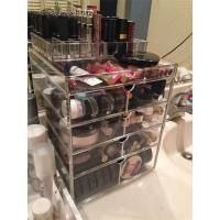 China Clear acrylic/Perspex cosmetic/PMMA material makeup drawer organizer with drawer on sale
