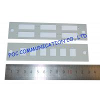 Fiber Optic Adapter Plate SC 6 Pack Simplex And Duplex for ODF Manufactures