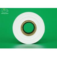 Cash Register Receipt Thermal Paper Rolls 80 X 80mm Paper / Plastic Core Inner Tube Manufactures