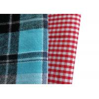 Polyester Chambray Denim Fabric / Jacquard Style Cotton Denim Fabric Comfortable Manufactures