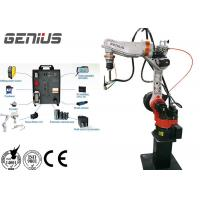 Compact Pipe Welding Positioners Motorized Adjustable Linkage Control Precise Manufactures