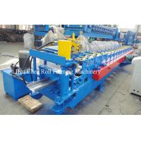 High Speed Sheet Metal Roll Forming Machines With 3 Phase , Hydraulic Motor Drive Manufactures