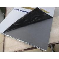 China Thickness 20mm Ti zinc aluminum honeycomb panel for building decoration on sale