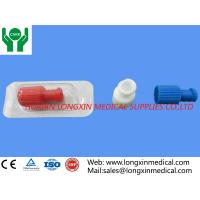 China CE and ISO approved medical disposable BLue simpe cap on sale