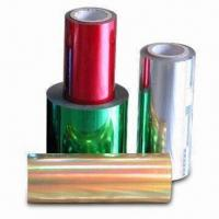 Hot Stamping Foil, Suitable for Paper and Plastic Applications Manufactures