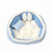 Pet bed, made of sofa fabric/soft fur Manufactures