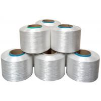 PP 2000D Raw White High Tenacity Polypropylene Yarn 3 Melt Fluidity For Industry Manufactures