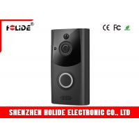 China Phone Intercom Doorbell 150 Degree Video Camera HD Ring Wifi Doorbell Camera For Apartments on sale