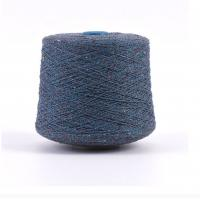 China Ne 7s/1 Combined two-color recycled cotton yarn 40% polyester 60% cotton carpet yarn on sale