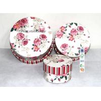 Popular Round Wedding Box,Christmas Gift Packaging Box Manufactures