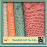 Shrink-Resistant 100% Polyester Jacquard Sofa Upholstery Fabric For Curtains For Sofas Manufactures