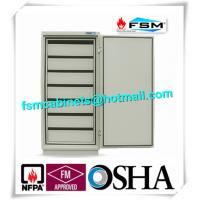 Commercial Fire Safe File Cabinets 7 Drawer For CD / Tape / Camera Storage Manufactures