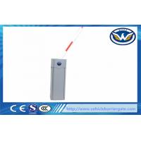 Grey Color automatic barrier gate / car parking barriers Operator Manual Release Manufactures