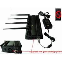 GPS and Cell Phone Signal Jammer | with Car Charger - Shielding Range up to 30 Meters Manufactures