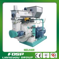 Biomass Rice husk Pellet press & wood sawdust pellet mill with Siemens motor Manufactures