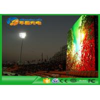 China 6Mm rgb Advertising LED Signs , Outdoor Led Video Wall for Concert / Stage Show / Events on sale