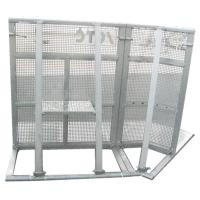 Quality Customized Durable Alloy Traffic Barrier Crowd Safety Barriers for sale