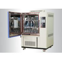 Moisture Humidity Climatic Testing Systems / Climatic Test Chamber With Programmable Controller Manufactures