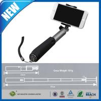Selfie Sticks Bluetooth Accessory , Extendable Pole Bluetooth Self Shooting Monopod Manufactures