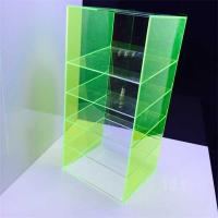China Supplier New Products Wholesale Acrylic Cell Phone USB Holder Countertop Phone Acces Manufactures