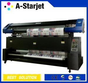 1.8m A Starjet Epson Digital Textile Printer Large Scale Sublimation Ink Printer Manufactures