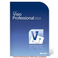 China Home and Business Microsoft Office 2010 Product Key for Visio Standard 2010 on sale