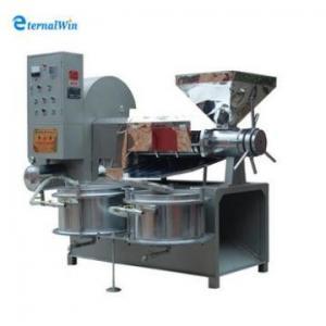 China HOT palm oil making machine soybean oil machine tea seeds screw oil press on sale
