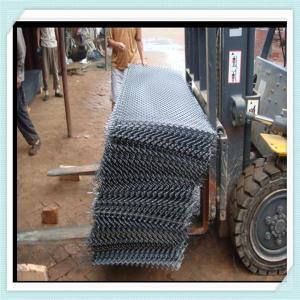 galvanized stretch metal mesh aluminum expanded metal mesh