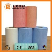 Spunlace Nonwovens Household Cleaning Wipes , Non Woven Wipes Manufactures