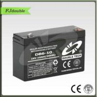 China Lead Acid Ups Battery 6v 10ah on sale