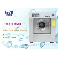 304 Stainless Steel Industrial Washing Machine Heavy Duty Washer Dryer